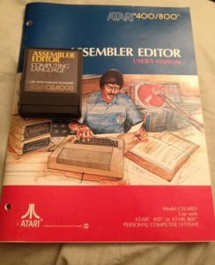 Assembler Editor Cartridge